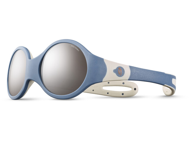 Julbo Loop M Spectron 4 Zonnebril Kinderen, blauw/grijs